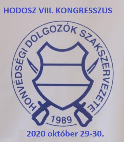 HODOSZ VIII. kongresszus